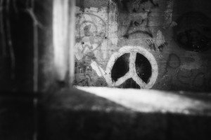 Peace can by found by jimmy brown